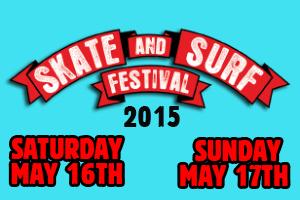 Skate And Surf Fest