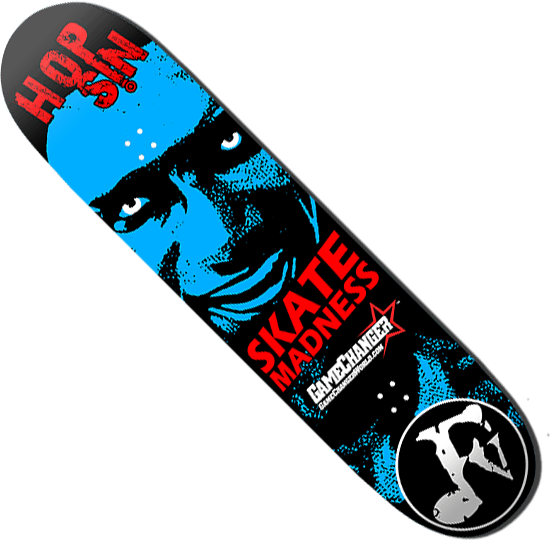 Skate Madness custom skate deck